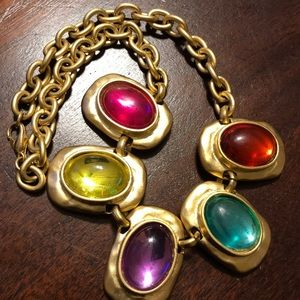 Amazing Vintage Statement Necklace